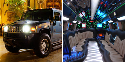 Hummer Limos Bloomington