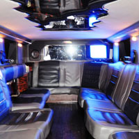 Chico California Hummer Limo Services