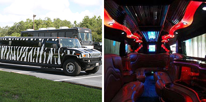 Hummer Limo Service Merced