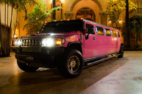 Hummer Limo Ride Best Affordable Limos For Rent - Pink hummer limo los angeles
